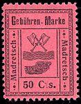 Switzerland Madretsch 1903 revenue 50c - 3 print flaw.jpg