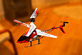Syma Radio controlled model helicopter flying.jpg