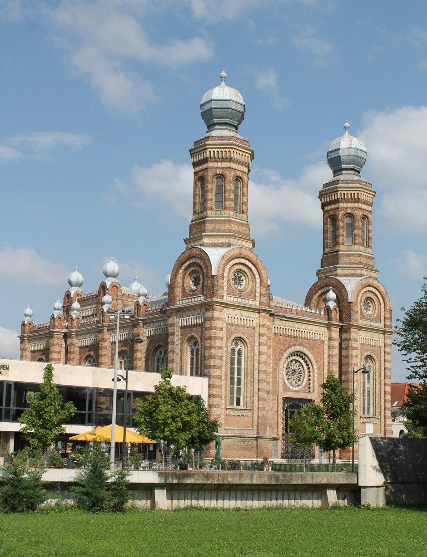 Synagogue, Szombathely, Hungary