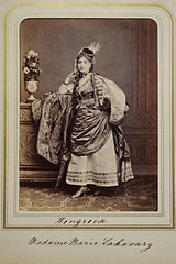 Szathmári Romanian court members in historical costume 45.jpg
