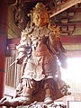 Tōdai-ji, Nara, Japan - left guardian.JPG