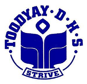 Toodyay District High School - Image: TDHS Logo 02