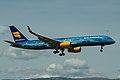 "TF-FIR Boeing B757-256 B752 - ICE ""Loftleidir Icelandic"" 80 Years of Aviation.jpg"