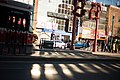 TTC streetcar 4078 on Spadina 6868088953.jpg
