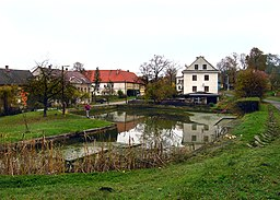Tachov (Česká Lípa District), common pond.jpg