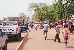 Bolga Road, Central Tamale