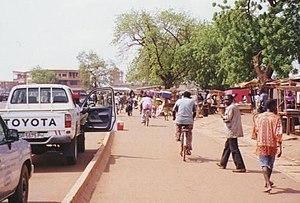 Bolga Road, Central Tamale