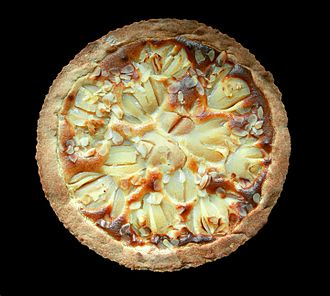 Pie - A pear pie