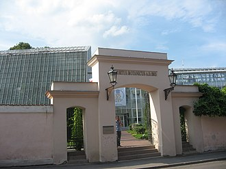 University of Tartu Botanical Gardens - Image: Tartu, botanická zahrada