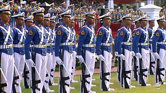 Cadet - Indonesian Military Academy cadets