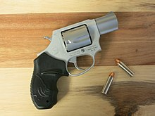 Snubnosed revolver - Wikipedia