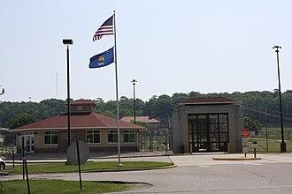 Taycheedah Correctional Institution - Entrance