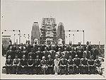 Technical staff of the Public Works Department, Sydney Harbour Bridge, 1932 (8282694749).jpg