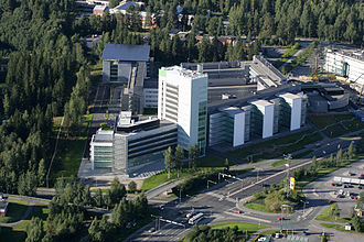 Kuopio - Technology centre Technopolis Kuopio is situated in Kuopio Science Park.