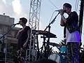 Tegan and Sara at Bunbury Music Festival 2013 (9312620604).jpg
