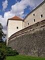 Telč, zámek, hradby 01.jpg