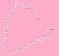 Telangana Rashtra Samithi Flag.PNG