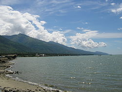 View of Palu Bay
