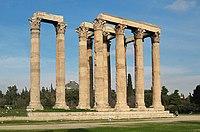 Temple of Zeus in Athens.jpg