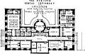 Tentative plans of the Forsyth Dental Infirmary to be established in memory of James Bennett Forsyth and George Henry Forsyth (1910) (14763275492).jpg