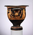 Terracotta bell-krater (vase for mixing wine and water) MET DP145755.jpg