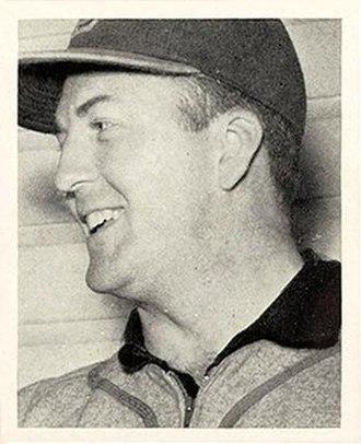 Terry Moore (baseball) - Moore in 1941