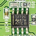 Tevion MD 85925 - Texas Instruments T272C-4529.jpg