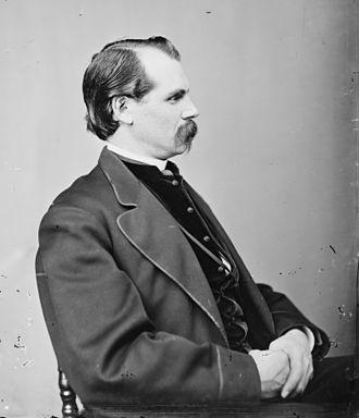 Thaddeus S. C. Lowe - Thaddeus S. C. Lowe, ca. 1865