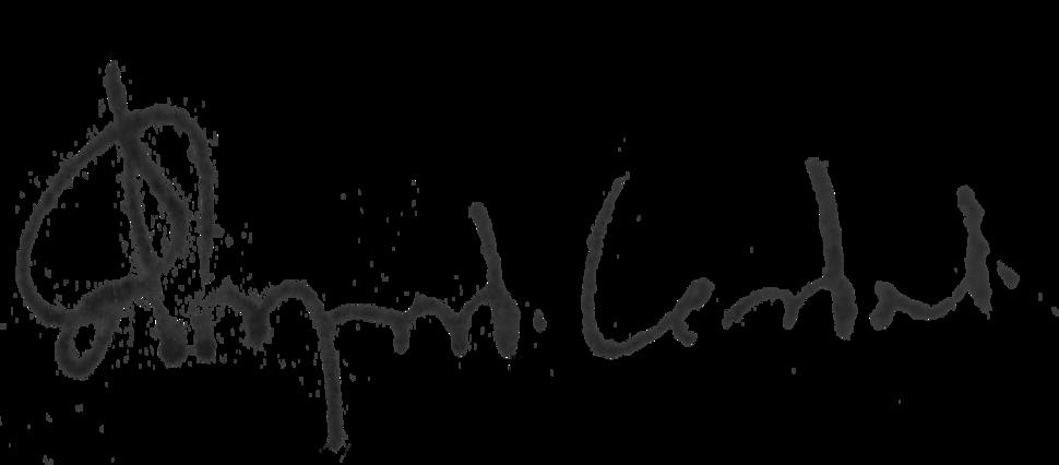 Kukrit Pramoj's signature