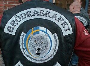"""Brödraskapet - """"Brödraskapet"""" emblem"""