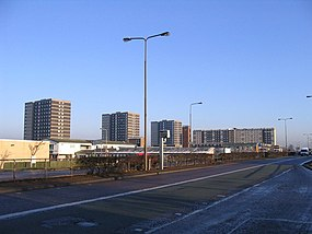 The A71 at Sighthill - geograph.org.uk - 636407.jpg