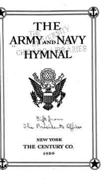 The Army and Navy Hymnal.djvu