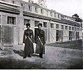 The Barracks at Peterhof, two cossacks of the escort.jpg