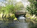 The Bourn Brook Joins the River Rea, Cannon Hill Park - geograph.org.uk - 1240734.jpg