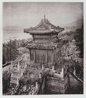 The Bronze Temple, Yuen-Ming-Yuen Wellcome L0038259.jpg