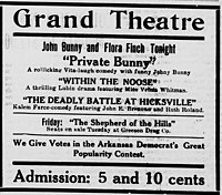 The Deadly Battle at Hicksville
