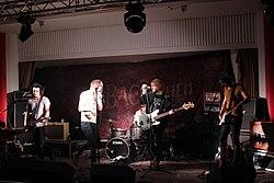 The Delta Riggs auf dem Way Back When Festival, 2014
