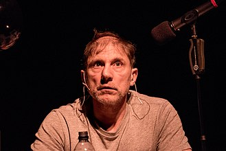 Simon McBurney - Image: The Encounter 5468 Michelides