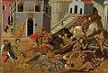 The Expulsion Of King Tarquinius, Superbus And His Son Sextus From Rome (15th Century).jpg