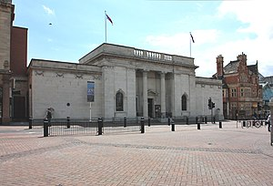 Ferens Art Gallery - Image: The Ferens Art Gallery geograph.org.uk 1340899