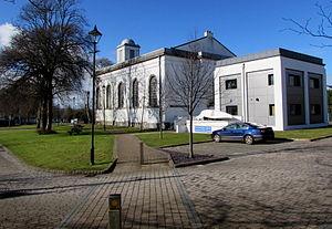 Garrison Chapel - Garrison Chapel, Pembroke Dock
