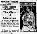 The Glory of Clementina (1922) - 1.jpg