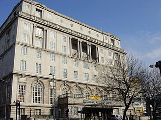 R. Frank Atkinson - Adelphi Hotel, Liverpool