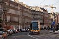 The LUAS on Harcourt Street (2855284817).jpg