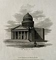 The Pantheon. Line engraving by S. Porter. Wellcome V0003328.jpg