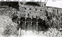 The Police station and Acre Wall. Acre, Old City (SRF 5; 284).I.jpg