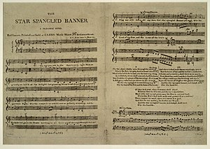 The Star-Spangled Banner - Image: The Star Spangled Banner