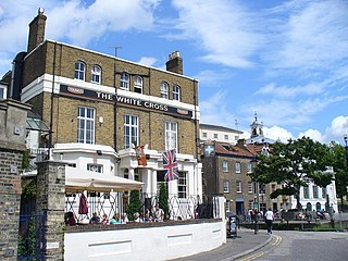 White Cross, Richmond pub in Richmond, London