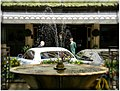 The beautiful Dorchester Hotel in London Mayfair, England United Kingdom. One of the most recognized and luxurious hotels on the planet. Enjoy! ) (4579361655).jpg