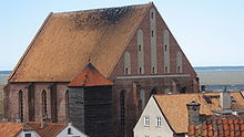 The church of St. Nicholas in Frombork.JPG